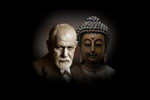 Freud és Buddha – A meditációs párna és az analitikus kanapé mestere az ítélkezésmentes figyelem gyógyító hatásáról.